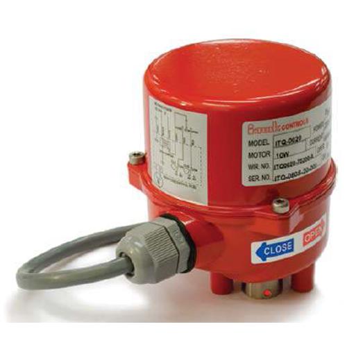 ITQ Series 20 Actuator Image